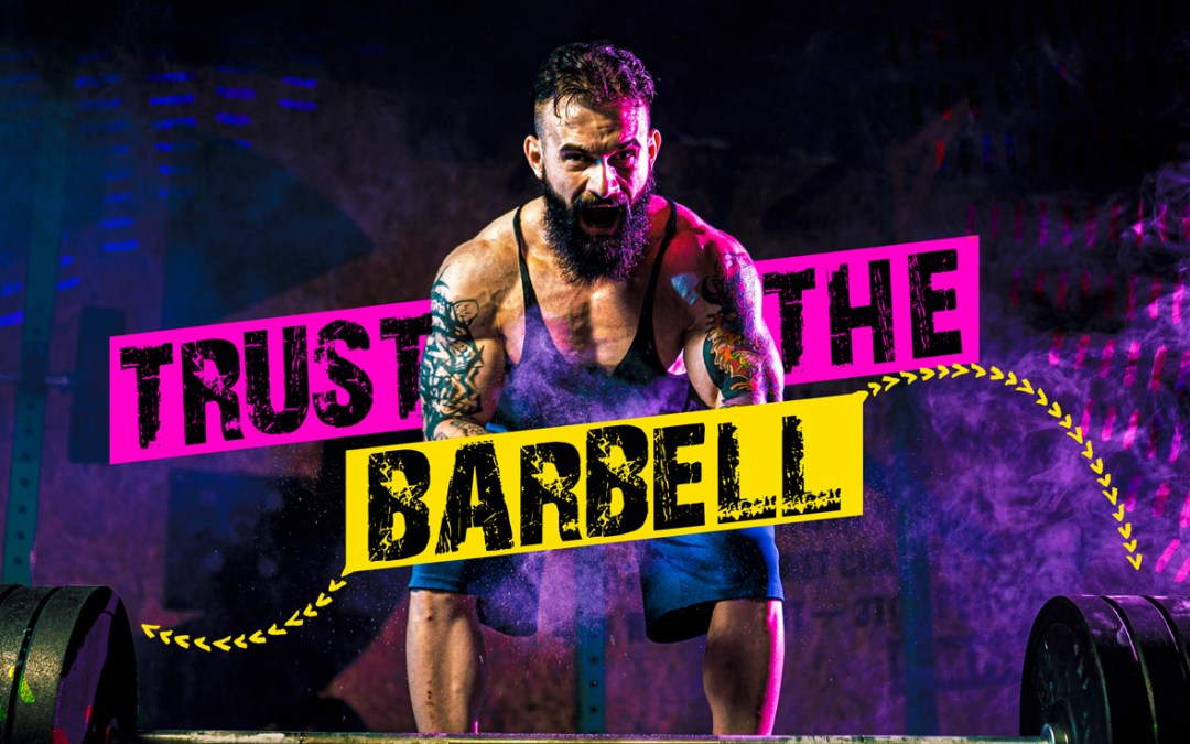 Trust the 'Barbell'