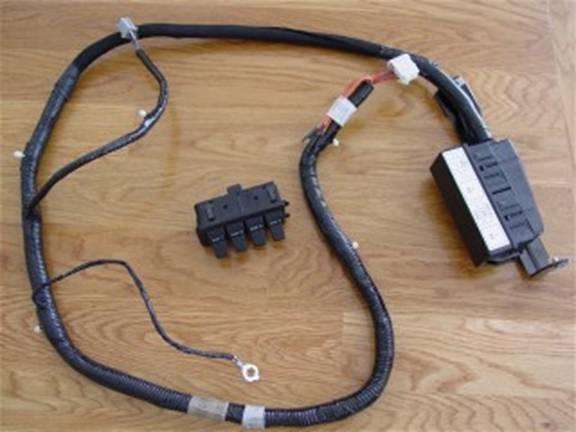 Upfitter Switch Wiring