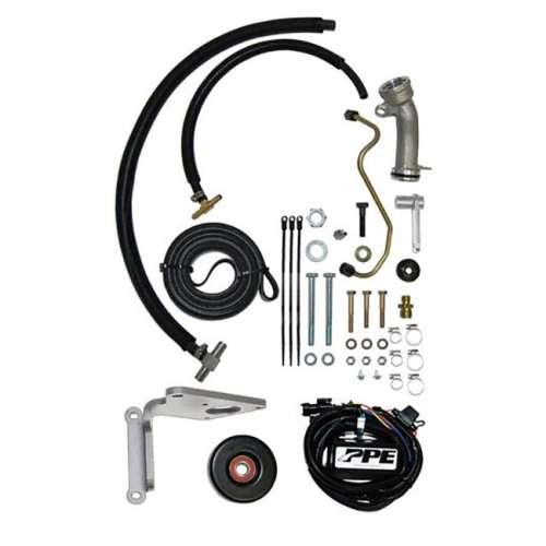 01-05 GM 6.6L Duramax Diesel PPE Oil Centrifuge Filtration