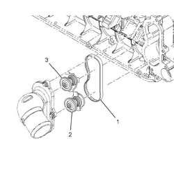 Ford 6.4L Powerstroke Diesel Thermostat Kit 1899571C91