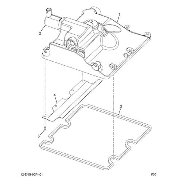 Ford 6.0L Powerstroke Diesel IPR Solenoid 1839437C95