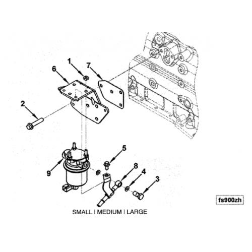 Dodge 5.9L Cummins Fuel Accessories