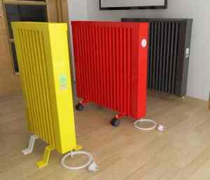 German electric heaters Glasgow, Scotland