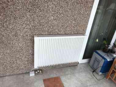 Electric radiator Glasgow