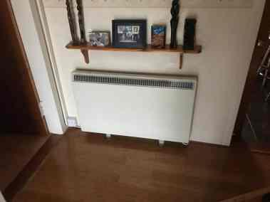 Old storage heaters Scotland
