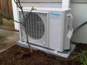 Daikin air source heat pumps Glasgow & Scotland