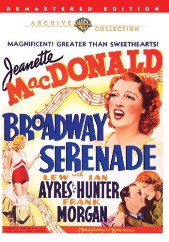Broadway Serenade Cover 2