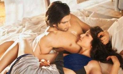Ranveer Singh and Anushka Sharma Photoshoot