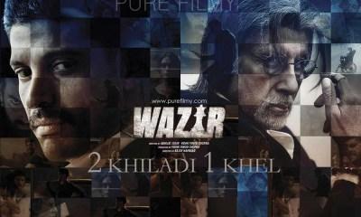 Wazir Official Trailer 2015