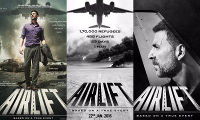 Airlift Official Trailer Akshay Kumar and Nimrat Kaur