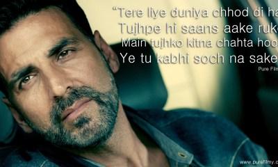 Soch Na Sake song Lyrics – Arijit Singh Airlift