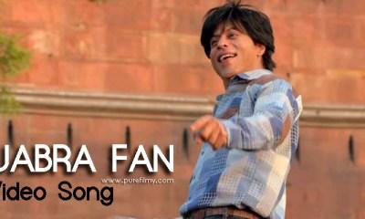 Shah Rukh Khan Fan Title Song Jabra Fan Anthem