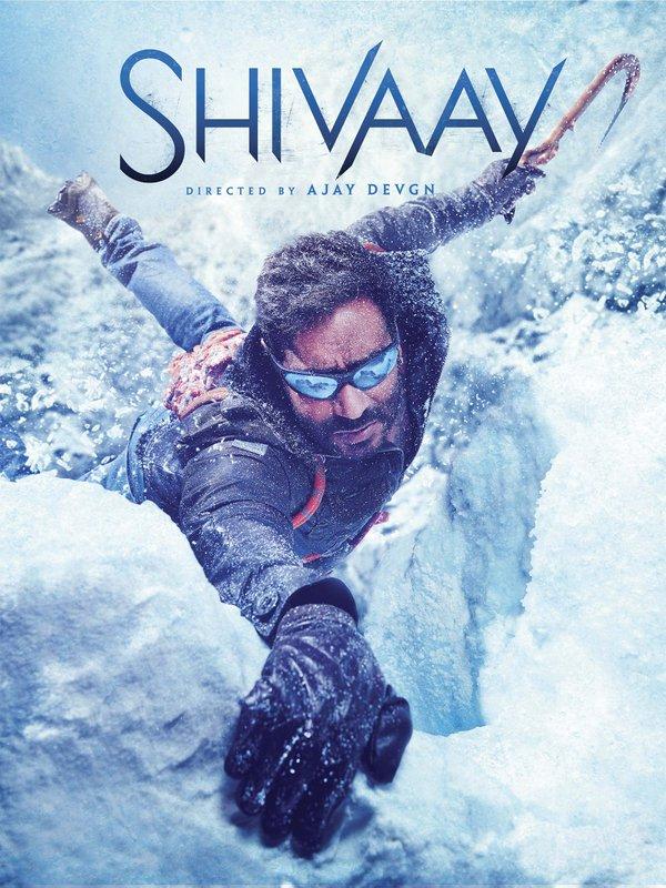 Shivaay Official Poster Starring Ajay Devgan