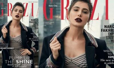 Nargis Fakhri Grazia Magazine Photoshoot