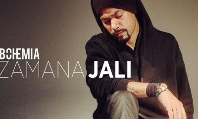 Zamana Jali BOHEMIA Latest Video Song