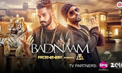 Badnaam - Ronnie Singh - JSL Singh - Full HD Video Song And Lyrics
