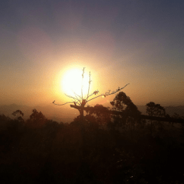 Sunset in Flores – Pure Flores Tours