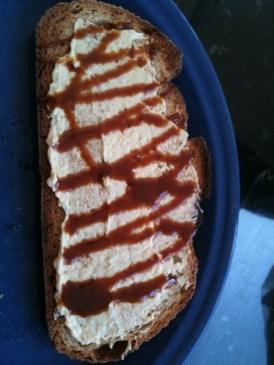humus and marmite