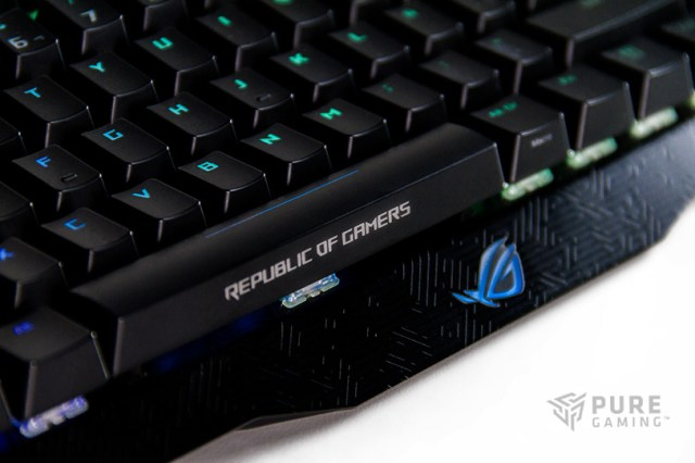 Review Asus Rog Claymore