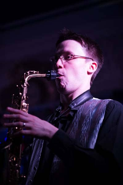 Steve - Saxophones