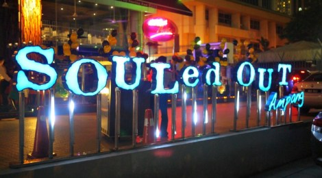 Celebrate Arthur's Day at SOULed OUT