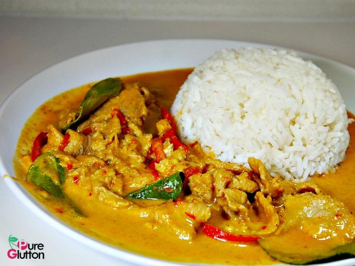 Pork Panaeng