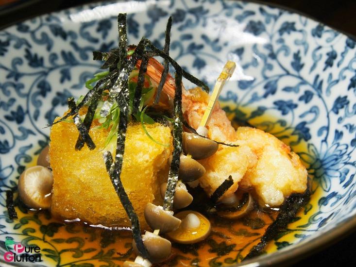 nameko tofu