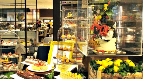 INTERNATIONAL SUNDAY BRUNCH at the All New LEMON GARDEN at Shangri-La Hotel, Kuala Lumpur