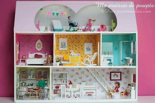 Ma Maison De Poupe 3 Pure Gourmandise Gt Le Blog