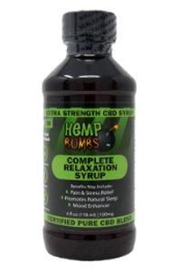 Hemp Bombs Syrup