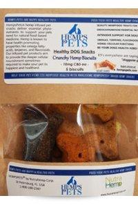 hemp dog biscuits