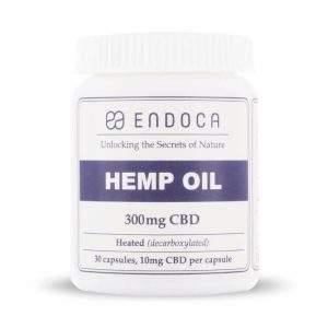 Endoca Hemp Oil 30mg