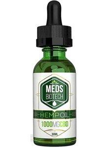 Meds Biotech Hemp Oil