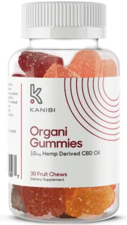 CBD Organi Gummies