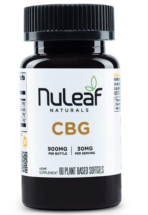 NuLeaf Naturals Capsules