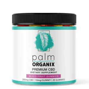 Palm Organix CBD Gummies