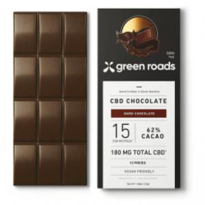 Green Roads World CBD Chocolate