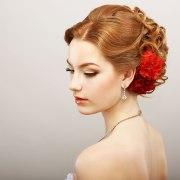 wedding hair pure design