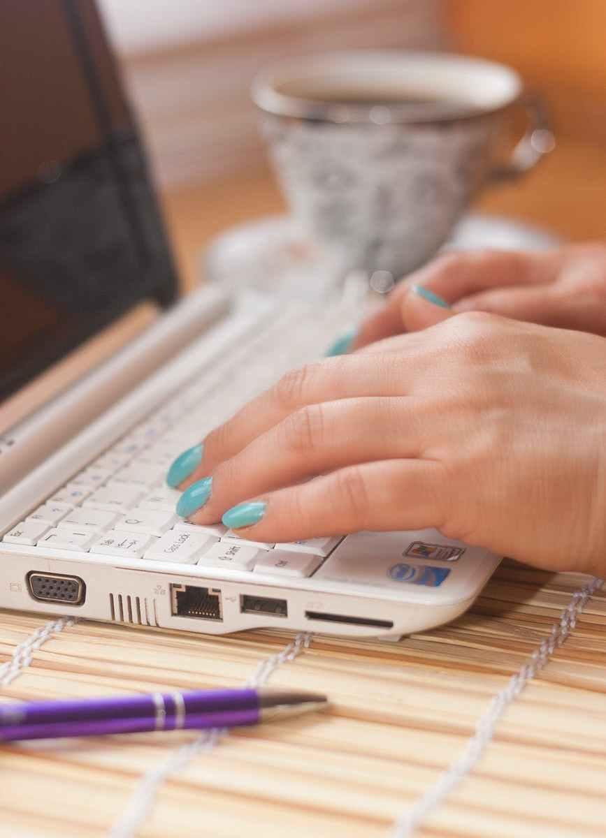 laptop notebook working internet