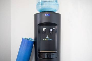 Honest Water cooler