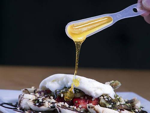 Honey Spoon For Desserts
