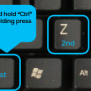 Common Control Ctrl Key Windows Shortcuts