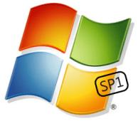 Windows 7 SP1 logo
