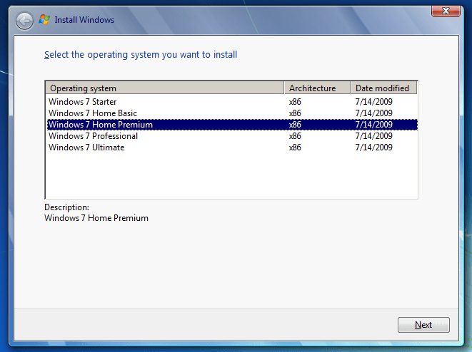 windows 7 installation step by step pdf