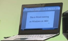 Windows 8 on ARM - App