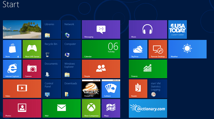 how to take off the shortcut arrow windows 8