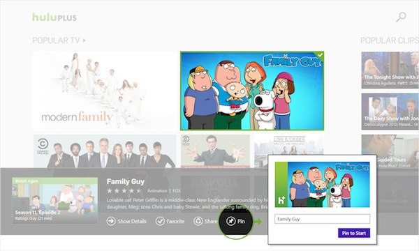 Hulu Plus Windows 8 app is now available for download ...