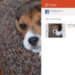 Share Dropbox photo charm
