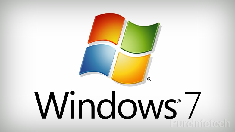 Windows 7 logo medium