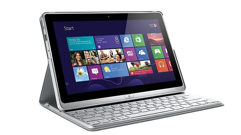 Acer Aspire P3 Ultrabook and also a tablet